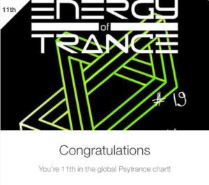 EoTrance Episode 19: Mixcloud 11th psytrance chart
